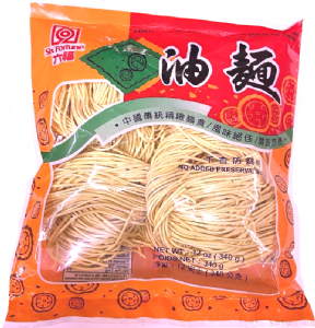 Chinese Style Yellow Noodles | Buy Online at The Asian Cookshop.